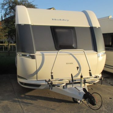 Hobby 560 KMFe Excellent  (2019)