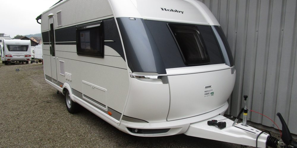 Hobby 460 SL Excellent (2021)
